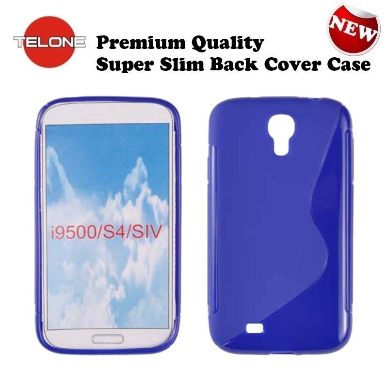 Telone Back Case S-Case gumijots telefona apvalks Samsung aksesuārs mobilajiem telefoniem