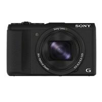 Sony DSC HX60B Black Digitālā kamera