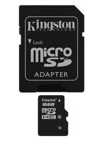 Kingston 16GB Micro SDHC Class10 atmiņas karte