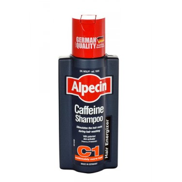 Alpecin Coffein Shampoo C1 Shampoo  250 Men