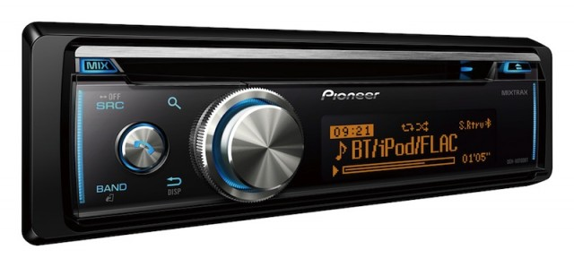 Pioneer DEH-X8700BT automagnetola