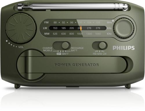 PHILIPS AE1125/12 radio, radiopulksteņi