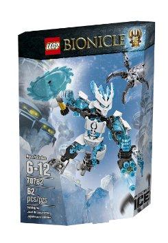 LEGO Protector of Ice 70782 LEGO konstruktors