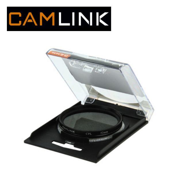 Camlink CML-CL-52CPL Cirkul rais polariz cijas filtrs pret a UV Filtrs