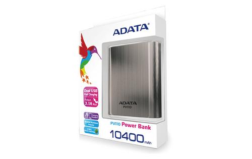 A-DATA PV110 Powerbank, mobilā uzlādes iekārta