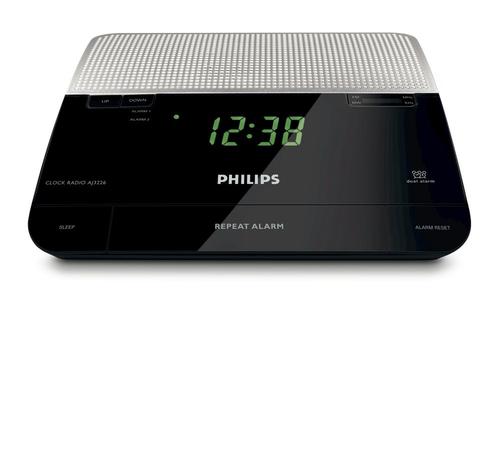 PHILIPS AJ3226/12 radio, radiopulksteņi