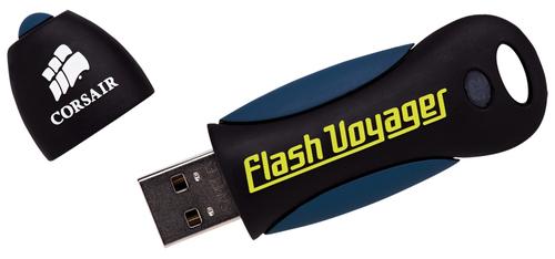 CORSAIR USB 2.0 16GB Voyager USB Flash atmiņa