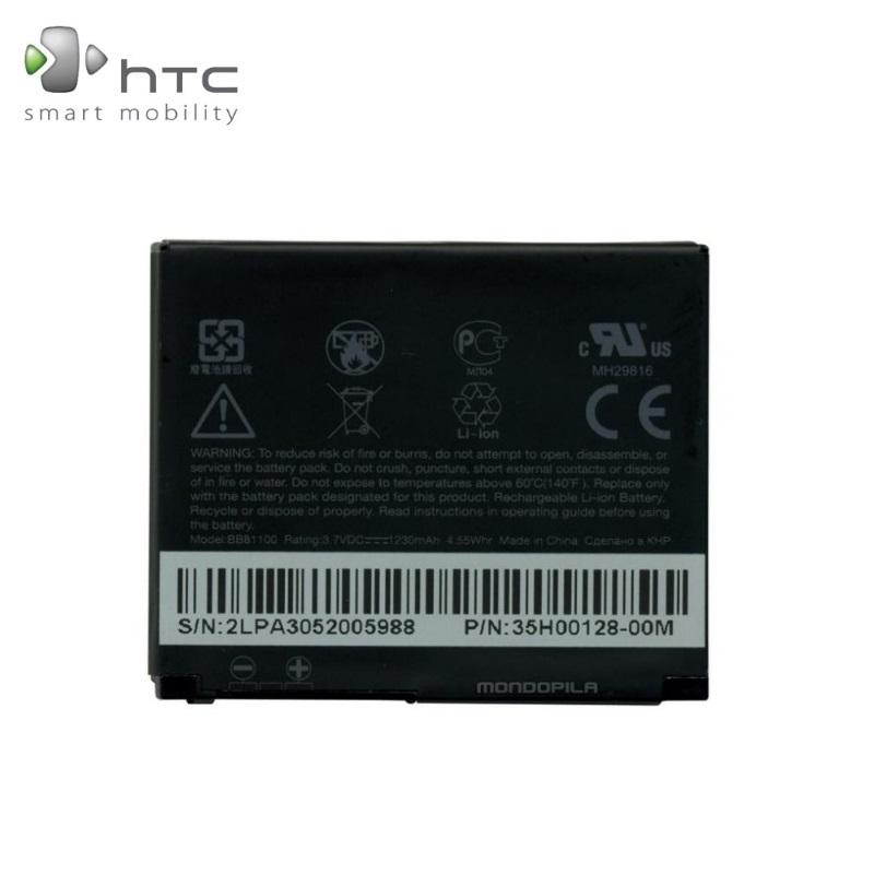 HTC S400 Original Battery for HD2 ZTE Version T8585 Li-Ion 1 akumulators, baterija mobilajam telefonam