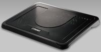 Enermax Notebook Cooler Twisterflow 17 portatīvā datora dzesētājs, paliknis