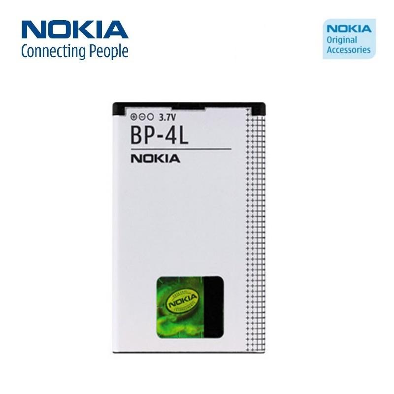Nokia BP-4L Original Battery for E52 E55 E61 N97 Li-Ion 1500 akumulators, baterija mobilajam telefonam
