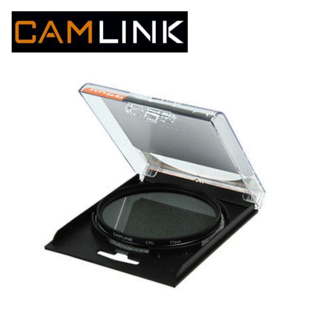 Camlink CML-CL-72CPL Cirkul rais polariz cijas filtrs pret a UV Filtrs