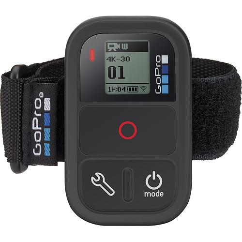 GoPro Wi-Fi Smart Remote Sporta kameru aksesuāri
