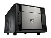 CASE MINIDESKTOP MITX/BL. RC-120A-KKN1 COOLER MASTER Datora korpuss