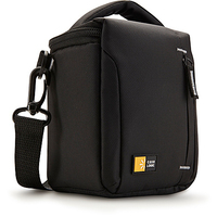 Case Logic TBC404 Compact High Zoom Camera Case / Nylon / Fi soma foto, video aksesuāriem