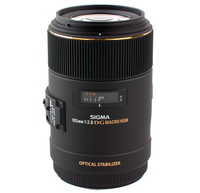 Sigma EX 105mm F2.8 Macro DG OS HSM for Nikon foto objektīvs