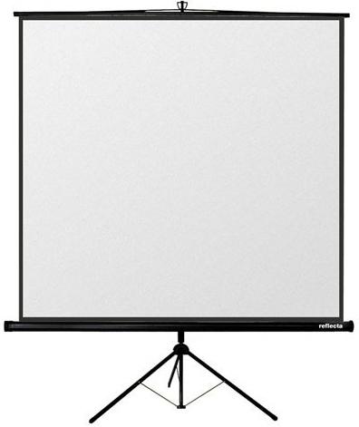 Reflecta Crystal-Line Tripod 87653 ekrāns projektoram