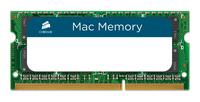 CORSAIR DDR3 1333MHz 16GB Kit 2x 8GB operatīvā atmiņa