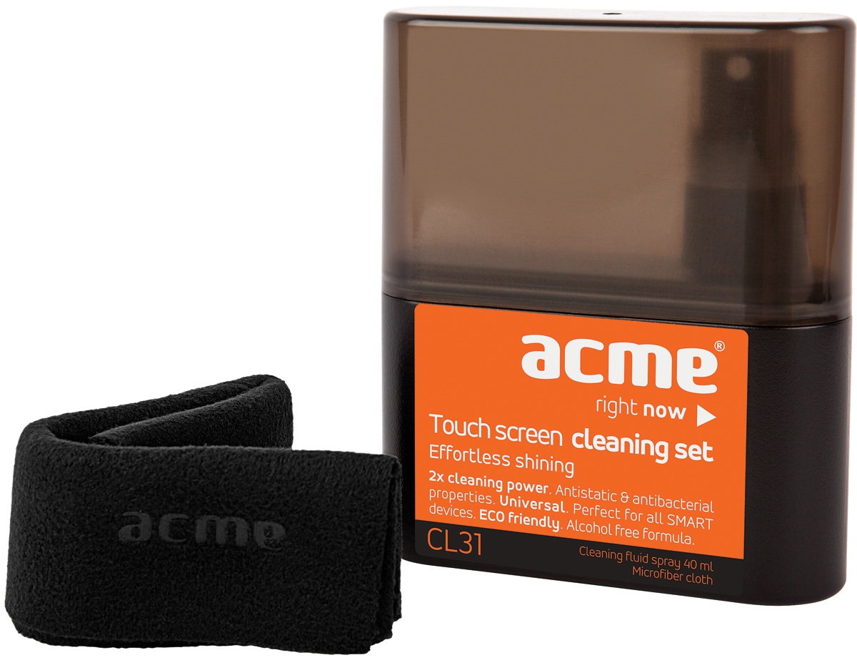 Acme CL31 Touch Screen Cleaning Set tīrīšanas līdzeklis