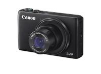 Canon PowerShot G16 12.1Mpix 5x IS Black Digitālā kamera