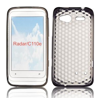 Forcell HTC C110E Radar gumijots telefona maks aksesuārs mobilajiem telefoniem