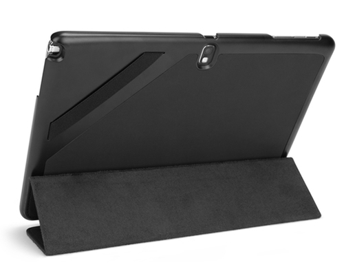 Targus Vuscape Protective Cover Stand for Samsung Galaxy Tab 10.1 Leather Planšetes aksesuāri