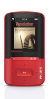 PHILIPS SA4VBE04RF/12    4GB, MP4 MP3 atskaņotājs