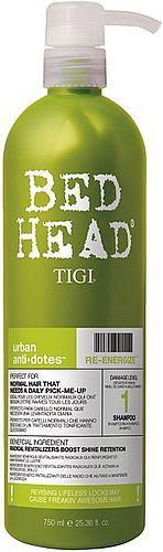 Tigi Bed Head Re-Energize 750ml Matu šampūns
