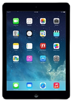 Apple iPad Air 9.7 16GB Wi-Fi 4G Space Grey Planšetdators