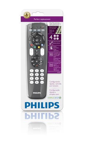PHILIPS SRP4004/53 pults