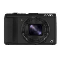Sony DSC HX50 20Mpix 30x Black Digitālā kamera