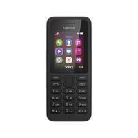 Nokia 130 (Black) Dual SIM Mobilais Telefons