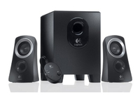 Logitech Z313 2.1 Stereo W25 RMS Speaker System datoru skaļruņi