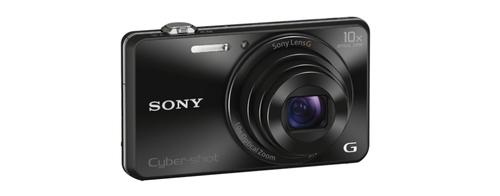 Sony DSC WX220 Black Digitālā kamera