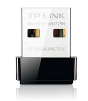TP-LINK TL-WN725N 150Mbps Wireless N Nano USB