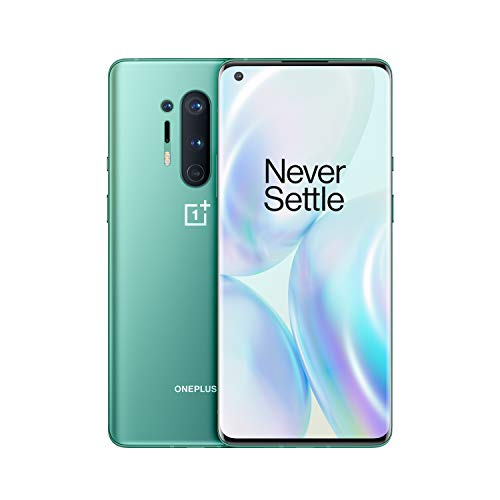 OnePlus 8 Pro - 6.78 - 256GB, Android(Glacial Green) 501110103 Mobilais Telefons