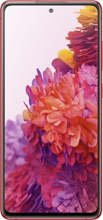 Samsung Galaxy S20 FE EU -6.2 - 128/8 red - Android SM-G780FZRDEUB Mobilais Telefons