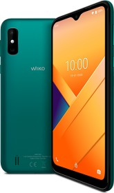 Wiko Y81 - 6.2 - 32GB, Android(Green, Dual SIM, 2 GB) WIKY81WV680GRNST Mobilais Telefons