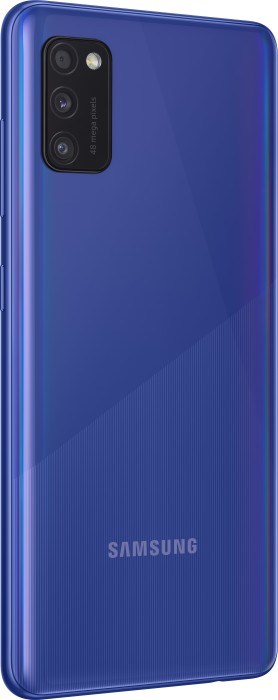 Samsung Galaxy A41 A415 - 6.1 - 64GB - Android - blue SM-A415FZBDEUB Mobilais Telefons