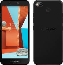 Fairphone 3+ - 5.65 - 64GB, Android (Dark Translucent, Dual-SIM, 4 GB) 003-0000-000100-0031 Mobilais Telefons