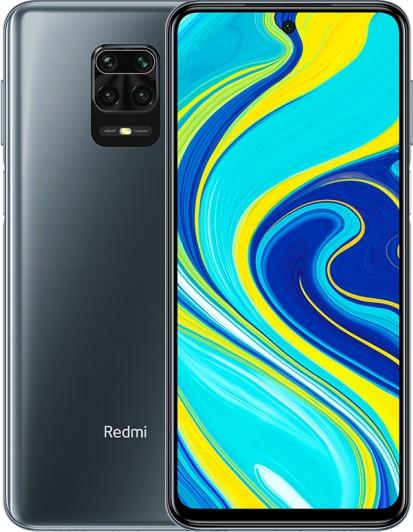 Xiaomi Redmi Note 9S - 6.67 - 64GB, Android(Interstellar Grey, Dual SIM) MZB9115EU Mobilais Telefons