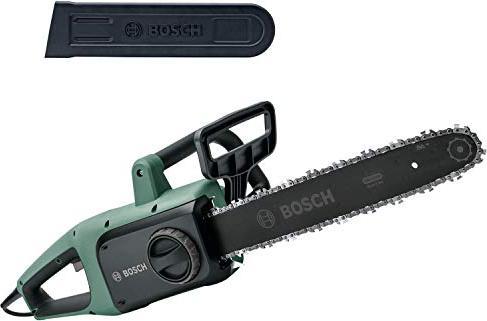 Bosch electric chainsaw UniversalChain 35(green / black, 1,800 watts) 06008B8300