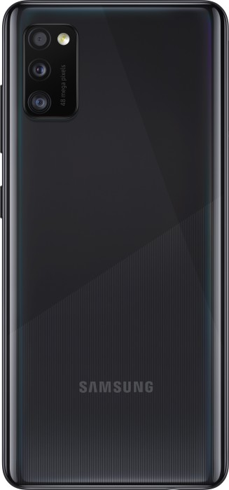 Samsung Galaxy A41 A415 - 6.1 - 64GB - Android - black SM-A415FZKDEUB Mobilais Telefons