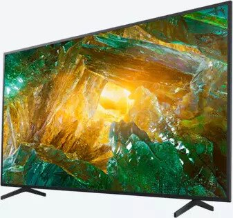 SONY KD55XH8096BAEP 55in Television LED Televizors