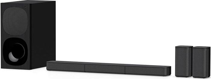 Sony 5.1CH Home Entertainment Soundbar System HT-S20R USB port, Black, Bluetooth 4548736107120 mājas kinozāle