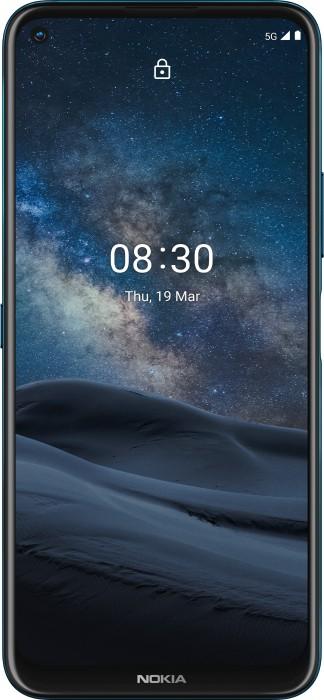 Nokia 8.3 5G 8GB/128GB Blue Mobilais Telefons