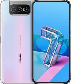 ASUS ZenFone 7 - 6.67 - 128GB, Android(White, 8 GB DDR 5) ZS670KS-2B015EU Mobilais Telefons