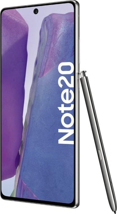 Samsung Galaxy Note20 - 6.7 - 256GB, Android(Grey, Dual SIM, 8 GB DDR 5) SM-N980FZAGEUB Mobilais Telefons