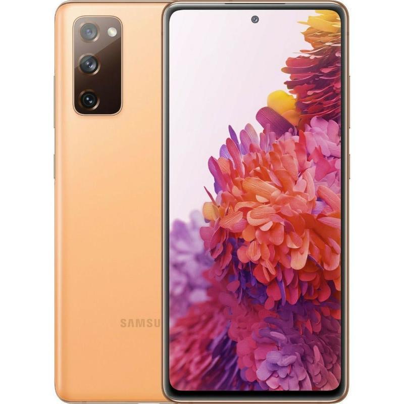 Samsung G780F/DS Galaxy S20 FE Dual LTE 128GB Cloud Orange G780F/DS Cloud Orange Mobilais Telefons