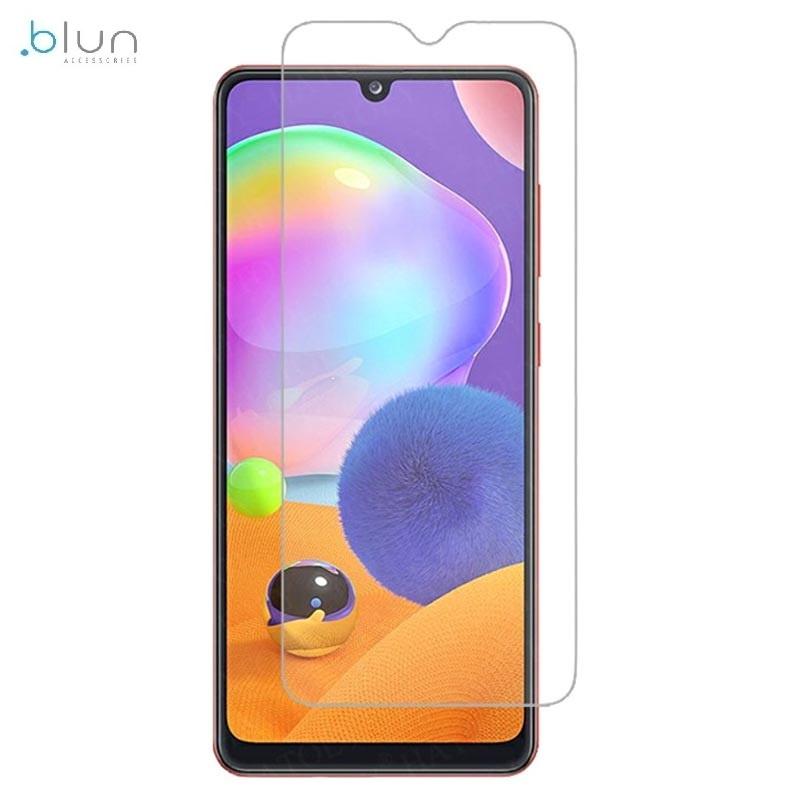 Blun Extreeme Shock 0.33mm / 2.5D Aizsargplēve-stiklss Samsung Galaxy A32 (A326) 5G aizsardzība ekrānam mobilajiem telefoniem