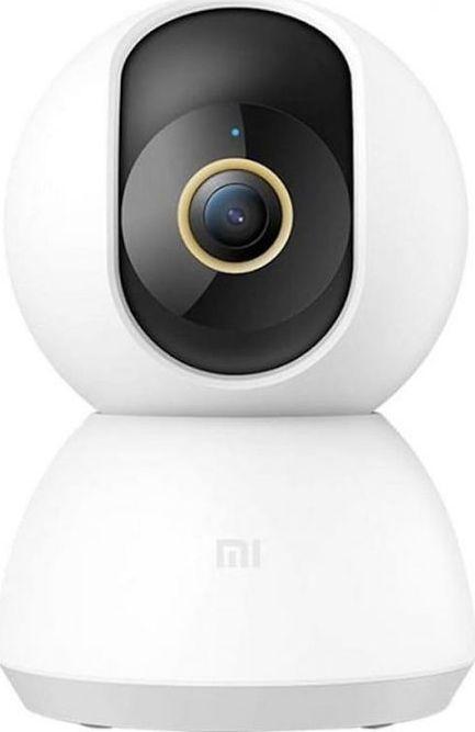 Xiaomi Mi 360 degrees  Home Security Camera 2K Fully encrypted data transmission; AES-128 encryption via the cloud;, H.265, Micro SD, Max. 3 novērošanas kamera